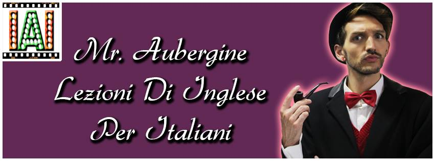 MR AUBERGINE VIDEOLEZIONI DI INGLESE PER ITALIANI GINGER PRESIDENT