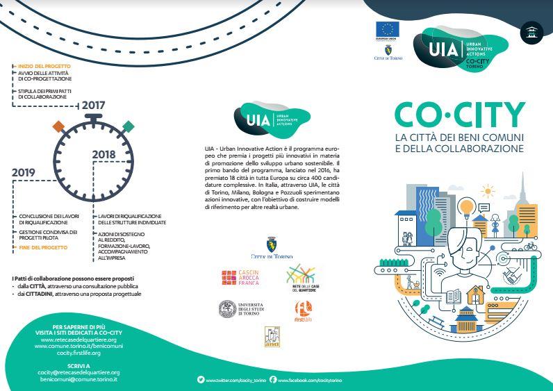 Unicorno Style progetto Co-City Torino