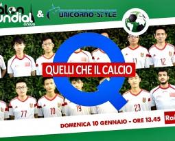 Unicorno Style e Balon Mundial a Quelli che il Calcio – video