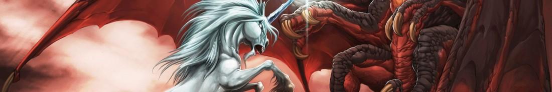 """Unicorno Style finalista con il Progetto """"Il Drago e l'Unicorno"""""""