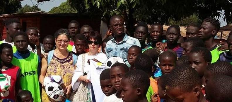 UNICORNO STYLE e ACCORCIAMO LE DISTANZE insieme per l'Africa