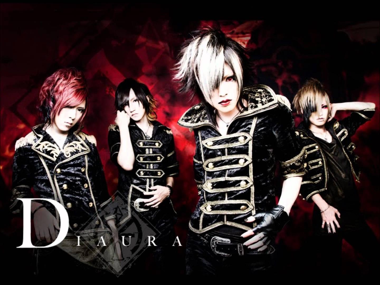 DIAURA: Focus sulla Visual Kei Rock band