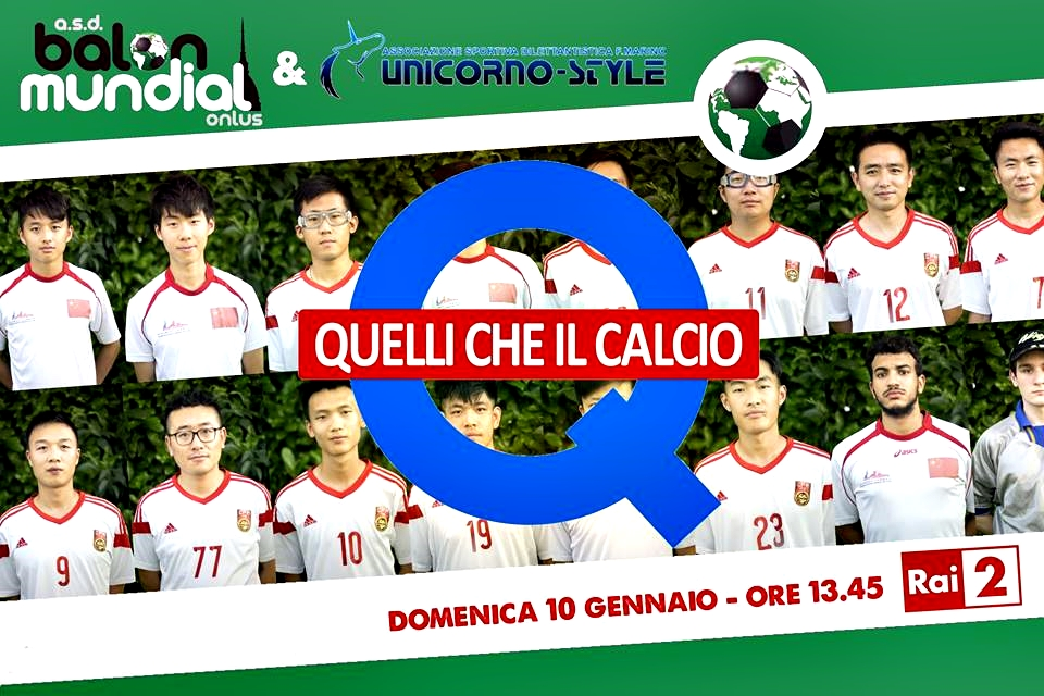 Unicorno Style e Balon Mundial a Quelli che il Calcio – video