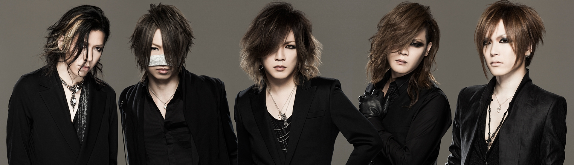 THE GAZETTE (VisualKei – JRock – JPop Asia Band) – Approfondimento