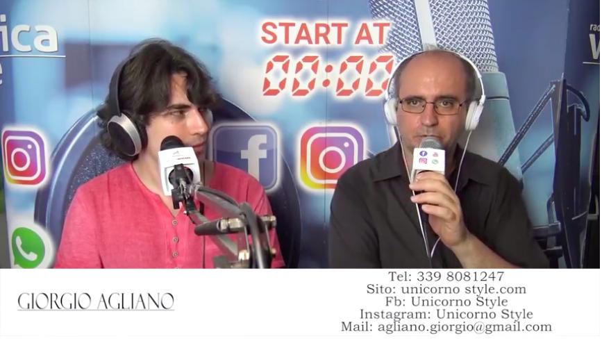 Intervista Giorgio Agliano – Veronica One